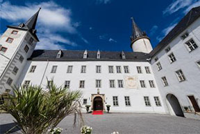 360° Virtuelle Schloss-Tour